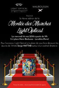 Retour sur la Montée des Marches de Light Optical, en vidéo !